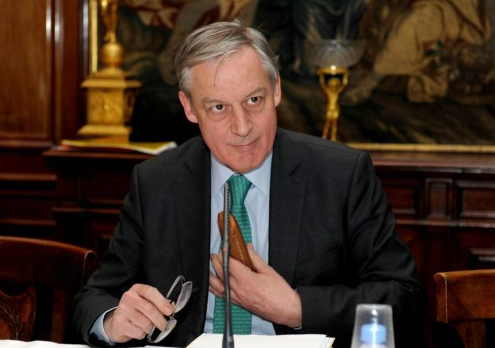 Бывший глава Центробанка Франции присоединился к блокчейн-проекту