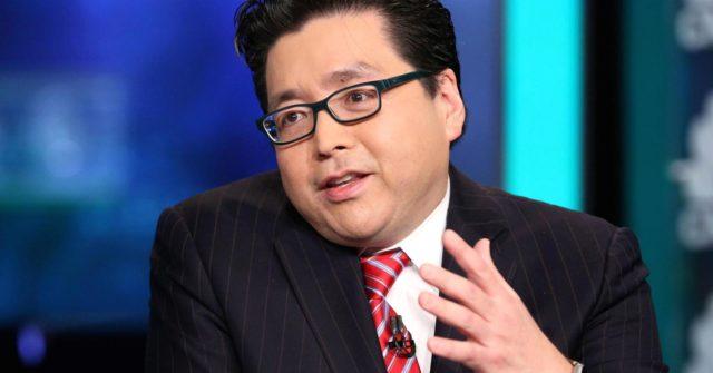 Том Ли: биткоин вырастет до $40 000 после преодоления ключевого уровня в $10 000