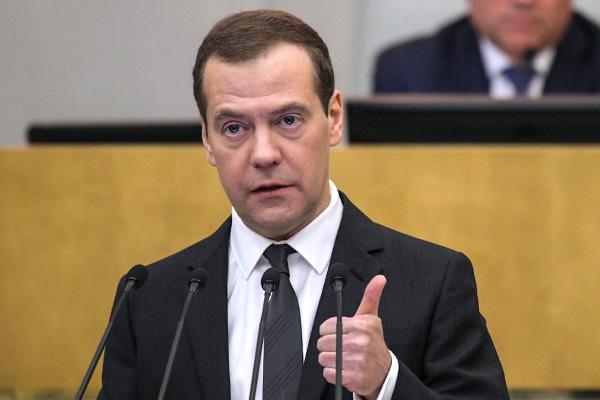 Дмитрий Медведев: мы не должны чрезмерно регулировать блокчейн