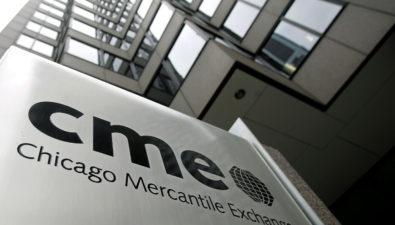 СМЕ планирует удвоить лимит на сумму открытых позиций для биткоина