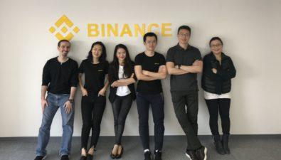 Binance открывает подразделение в Пекине