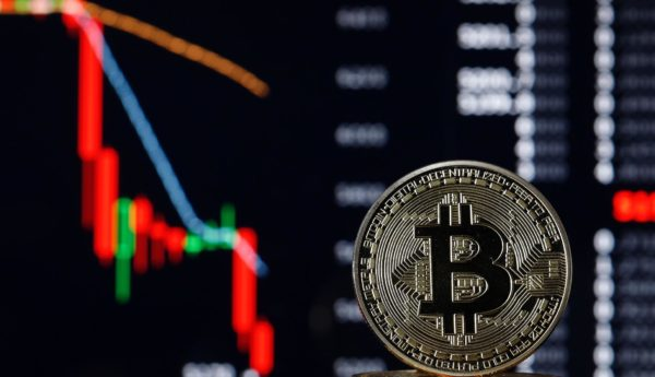 Очередная коррекция биткоина