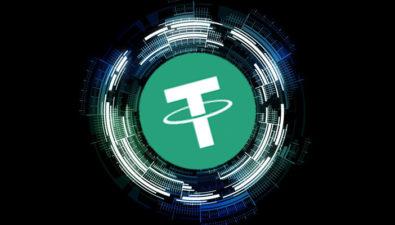 Среднесуточные объемы Tether превысили показатели биткоина