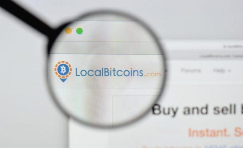 LocalBitcoins перестала обслуживать ряд стран