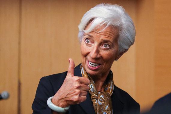 Глава МВФ: регуляторы не должны препятствовать развитию криптовалютной отрасли