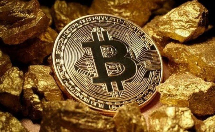 Корреляция биткоина и золота достигла исторического максимума