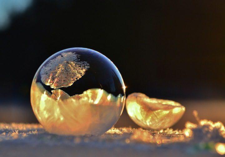 Если биткоин — пузырь, то деньги — что?