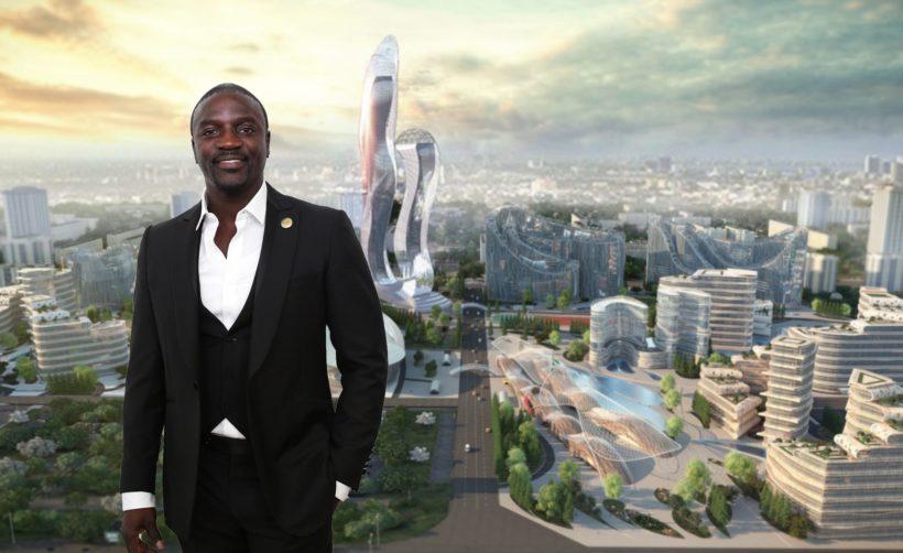 Рэпер Akon представил White Paper своей криптовалюты