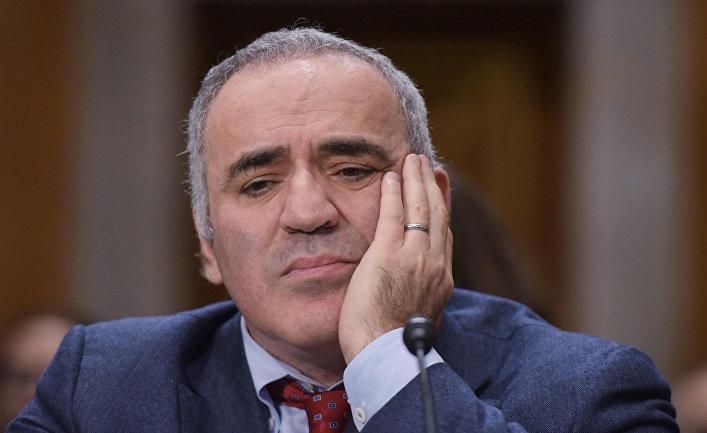 Гарри Каспаров: криптовалюта – инструмент финансовой защиты человека