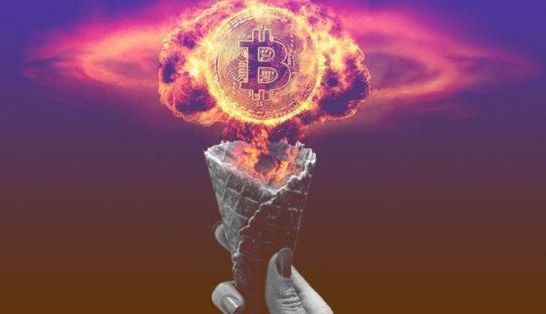 Отток биткоинов с бирж увеличивается
