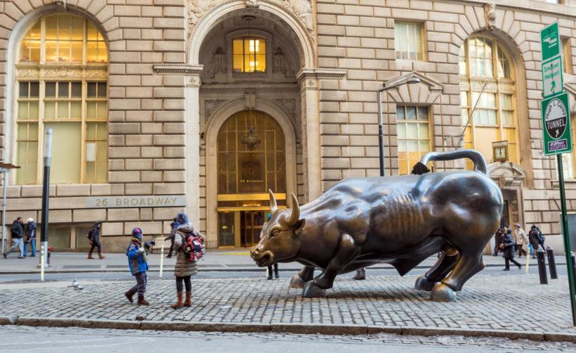 Уолл-Стрит выходит в криптовалютное пространство