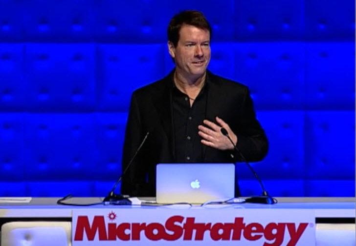 MicroStrategy перевела свои резервы в биткоин