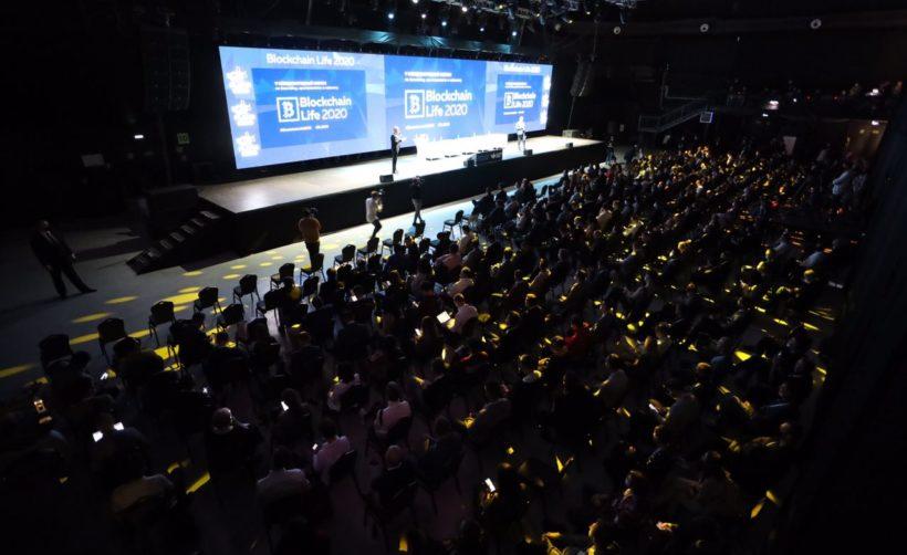 21-22 октября в Москве состоялся Форум Blockchain Life 2020