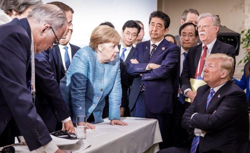 G7 против глобальных стейблкоинов