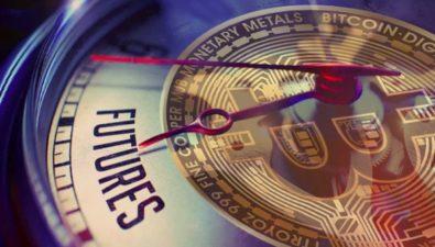 Вместе с курсом биткоина растут и показатели фьючерсных и опционных рынков