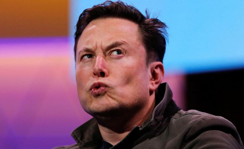 Илон Маск продолжает пампить DOGE